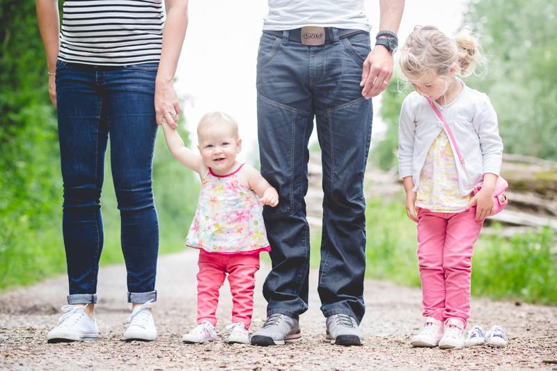 famille, minis, Nn5