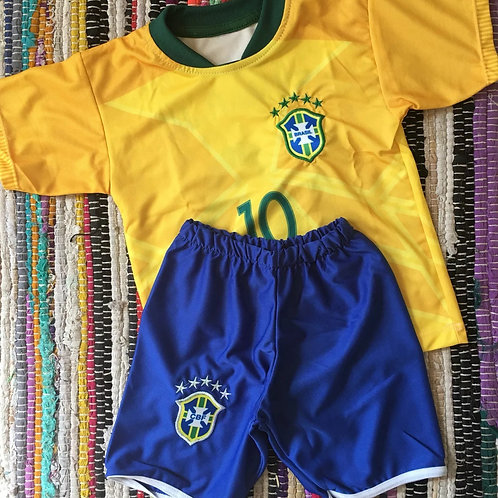 Conjuntinho do Brasil 🇧🇷 6 anos