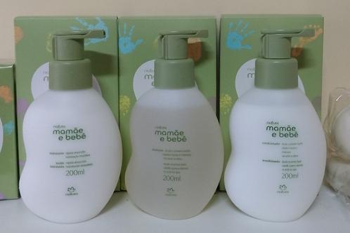Mamãe Bebê Natura Kit Com 6 Produtos