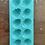 Thumbnail: 1 Forma de ovo de páscoa silicone molde de chocolate.