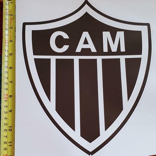 1 Adesivos para moto do Atlético Mineiro