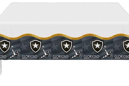 Toalha Plástica de Festa Botafogo 120cm X 180cm
