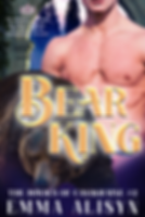 Bear King Casakraine 2 Cover.png