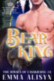 Bear King Casakraine 2 Cover.png