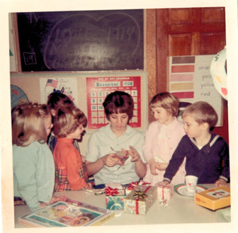 Christmas Party - 1968