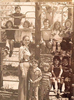 Class picture - 1969
