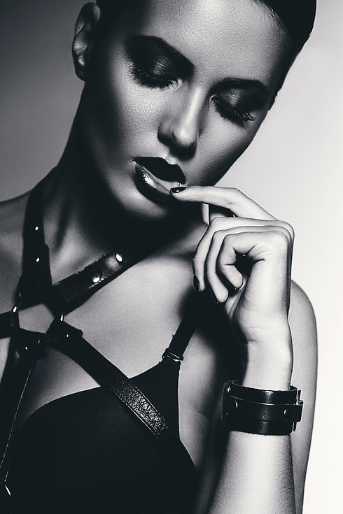 Leather model