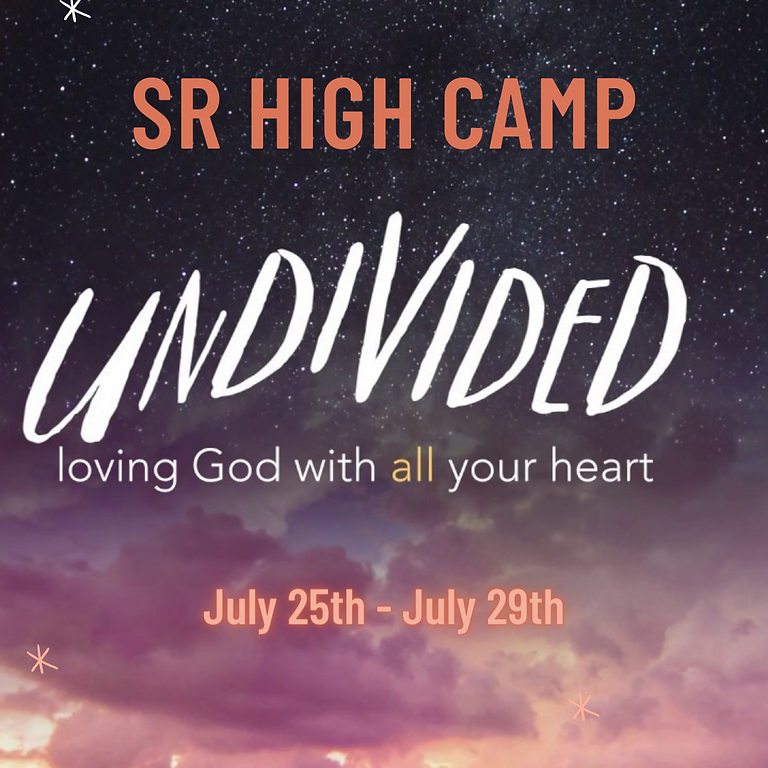 Sr High Camp