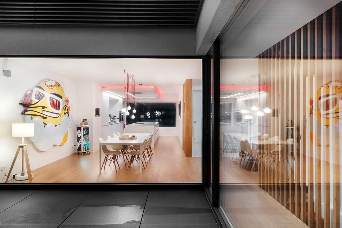 Private home interior