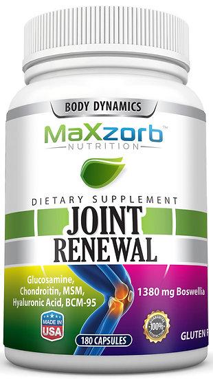 Maxzorb Joint Renewal