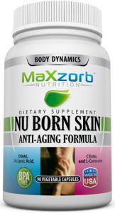 Maxzorb Nuborn Skin