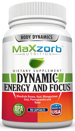 Maxzorb Dynamic Energy