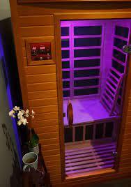 Infrared Sauna Session