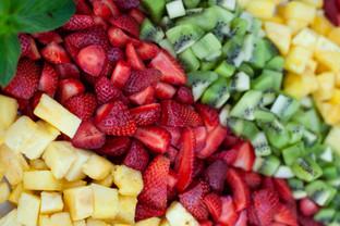 dettagli frutta fesca