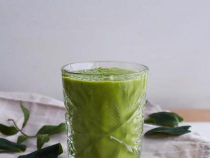 Vihreä Detox Smoothie