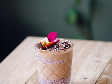 Suklaa-Maapähkinä Chiavanukas