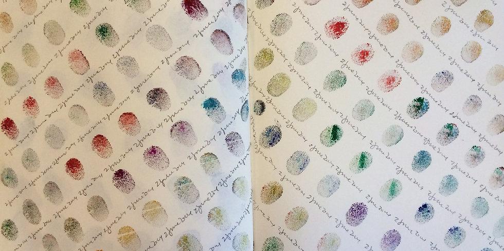 Fingerprint Journal 2014
