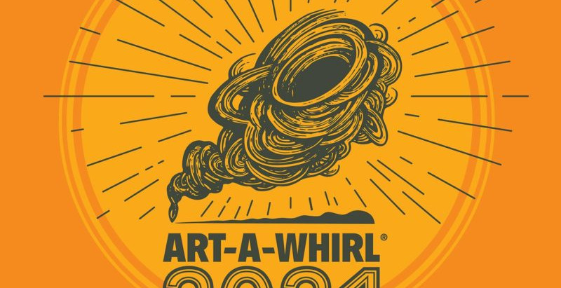 Art-a-Whirl May 14-16, 2021