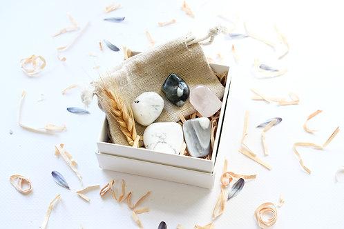 Tumbled Stones Kit - Peace And Calm