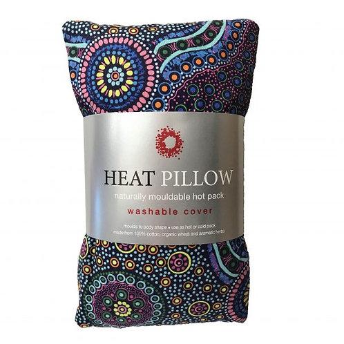 Heat/Chill Pillow - Bush Flower