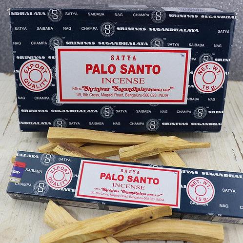 Palo Santo Incense - 1 box