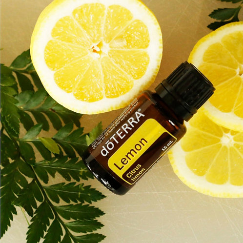 Doterra Essential Oil - Lemon 15ml