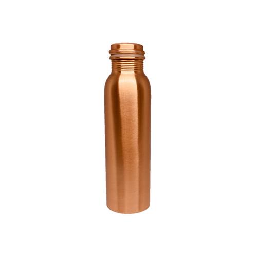 Copper Water Bottle - Matte