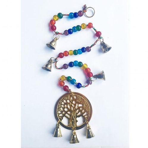 Brass Bell - Tree Of Life - Long
