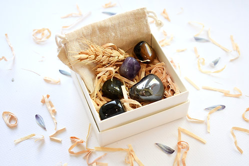 Tumbled Stones Kit - Protection