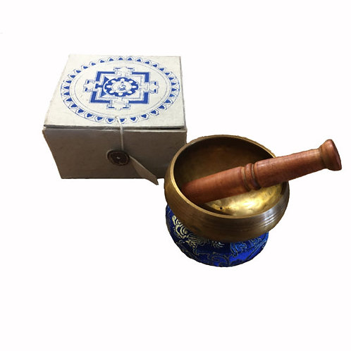 Singing Bowl Gift Set -  extra small