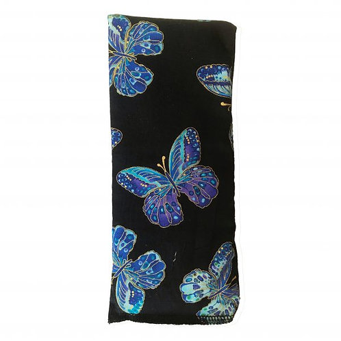 Eye Pillow - Butterfly Gold