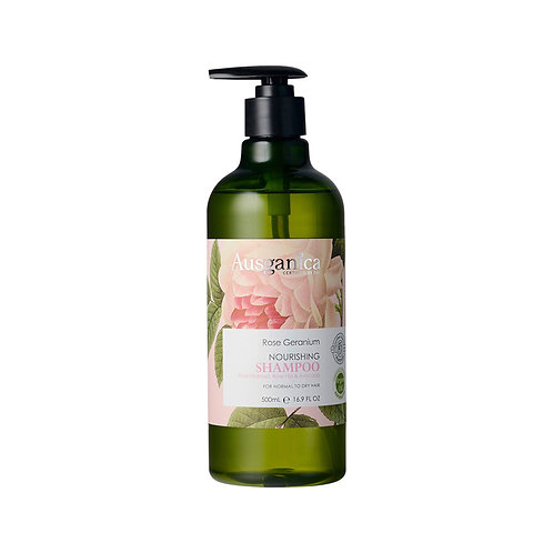 Ausganica Shampoo Or Conditioner - Rose Geranium