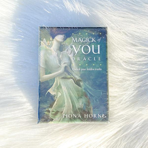 Magick of You Oracle Cards