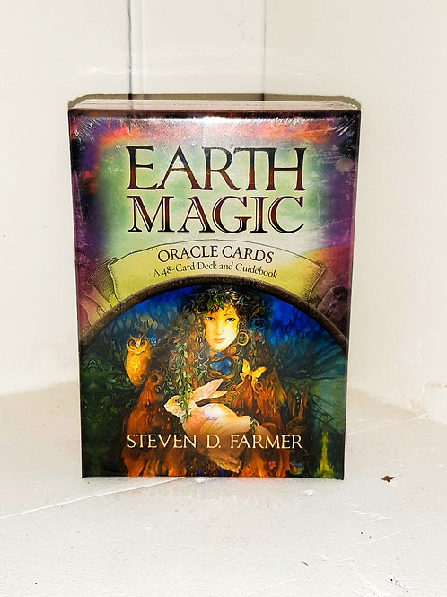 Oracle Cards - Earth Magic