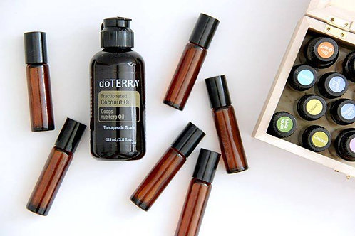 Pick Your Own/Made To Order - Essential Oil Roller Bottle