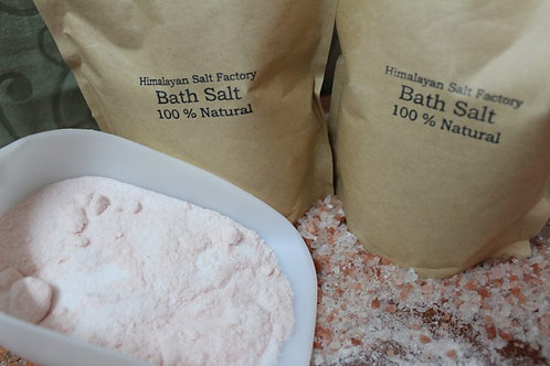 Himalayan Bath Salt + Magnesium