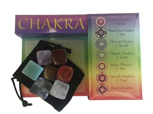 Chakra Stone Box Set