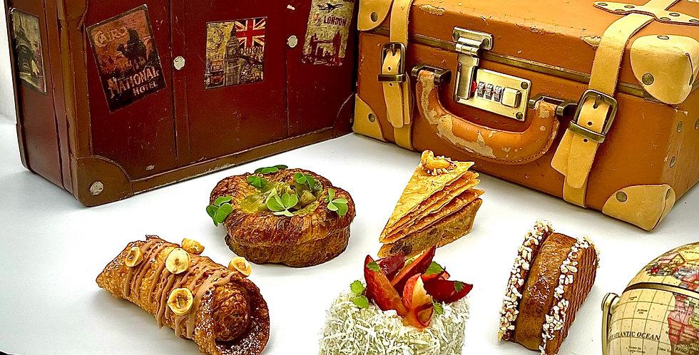Pastry Box V6, 3rd June, Thursday