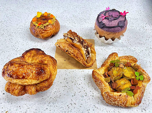 Pastry Box V3 (Harvest), 30th Sep, Wed