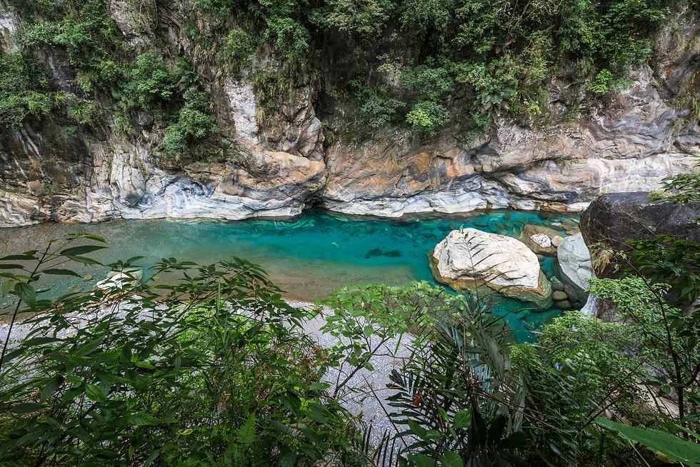 Taroko_gorge-Shakadang_Trail-Taroko_Nati