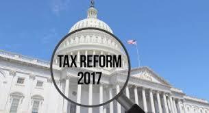 """רפורמת המס בארה""""ב - דצמבר 2017"""