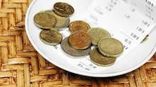 הכרה בתשלומי טיפים למלצרים כהכנסת העסק וכשכר עבודה לצורכי פנסיה וביטוח לאומי - אפריל 2018