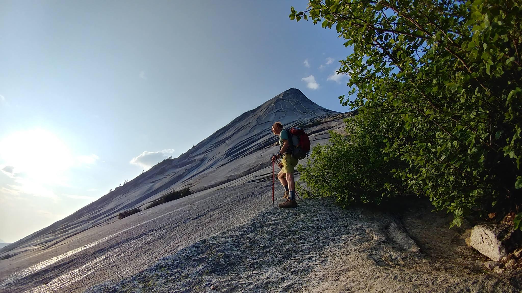 Canada hard hike
