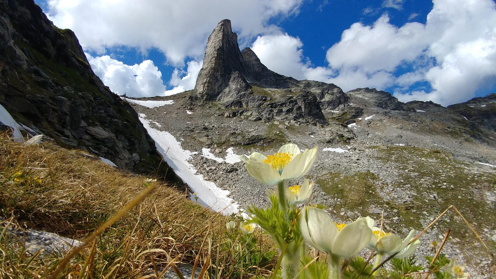 Canada peak