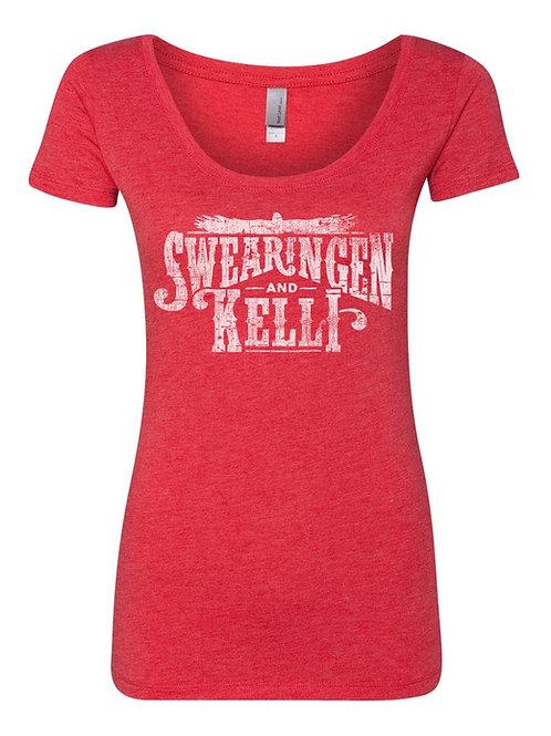 Women's T-Shirt - red shirt