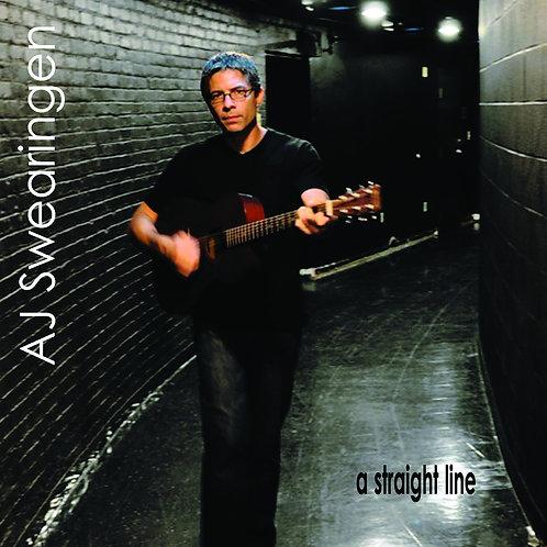 A Straight Line - AJ's solo album