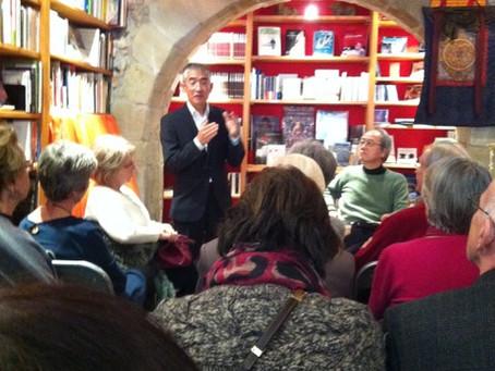 09 février 2013 / Rencontre-débat à la librairie Le Petit Prince à Morges (en Suisse)