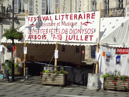 Du 7 au 10 juillet 2011/ Les Petites Fêtes de Dionysos à Arbois