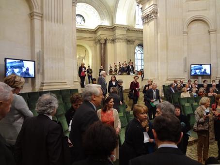 1er décembre 2011/À l'Académie française