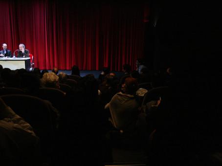 14 mars 2012 / « Comme un étranger dans sa propre langue », conférence-débat en compagnie d'Olivier